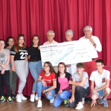 Opération «Des Tulipes contre le cancer» avec le Lion's Club de Fontenay Bas Poitou