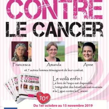 EXPO On s'affiche contre le cancer
