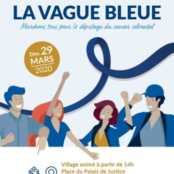 29 mars : La Vague Bleue aux Sables d'Olonne