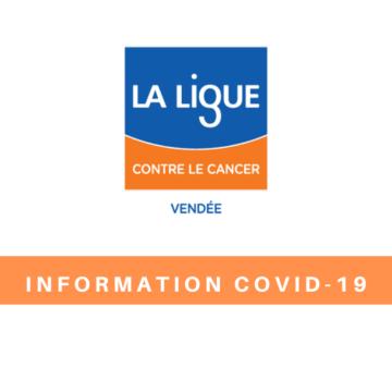 Confinement & Cancer : La Ligue contre le cancer de Vendée reste mobilisée pour aider les personnes malades
