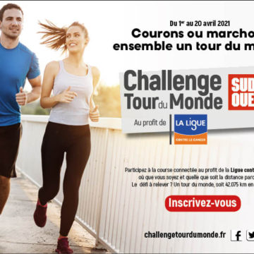 Challenge Tour du monde : La vendée s'engage !