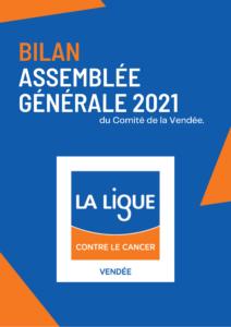 Bilan Assemblée Générale 2021