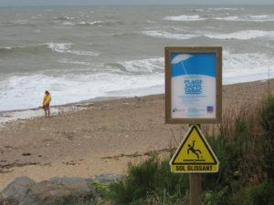 plage sans tabac à Bretignolles sur mer
