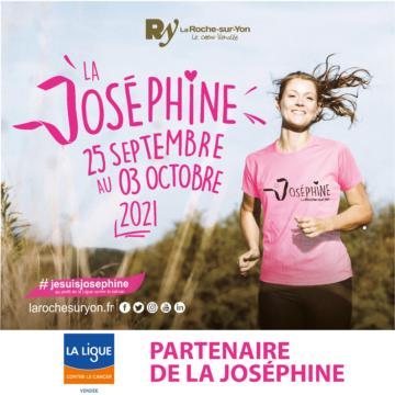 La Joséphine 2021 : venez soutenir la lutte du cancer du sein