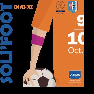 Soli'Foot : 9 et 10 octobre 2021