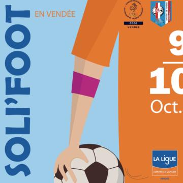 Les 9 et 10 octobre : Soli'foot